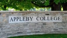 Appleby College (SW Oakville)